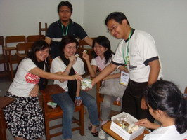 Globbers dan Bloggerwati Jakarta